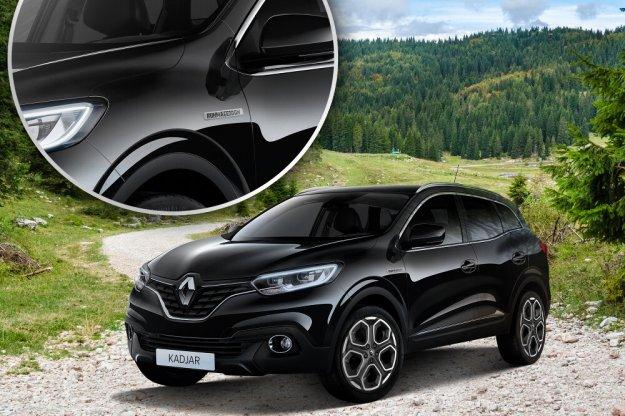 Renault Kadjar w limitowanej serii Runmageddon