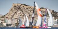 www.moj-samochod.pl - Artykuďż˝ - Volvo Ocean Race opuszcza port Volvo Cars i Volvo Group