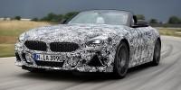 www.moj-samochod.pl - Artykuł - Nowy BMW Z4 na jeździe testowej