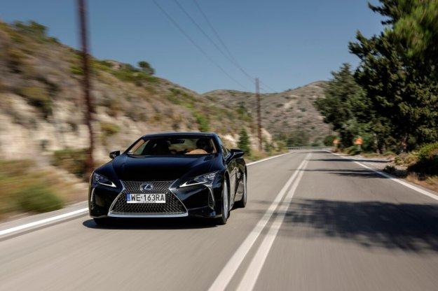 Lexus LC F otrzyma więcej mocy