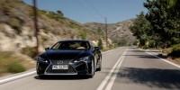 www.moj-samochod.pl - Artykuďż˝ - Lexus LC F otrzyma więcej mocy