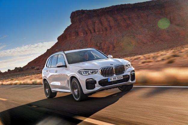 Nowy BMW X5 czwartej generacji już w listopadzie na rynku