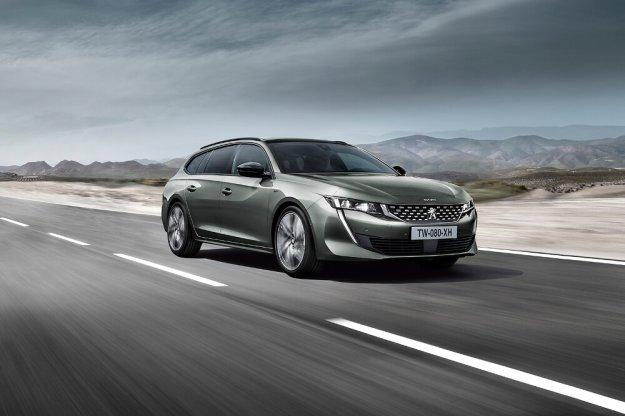 Peugeot zaprezentuje model 508 w nadwoziu kombi