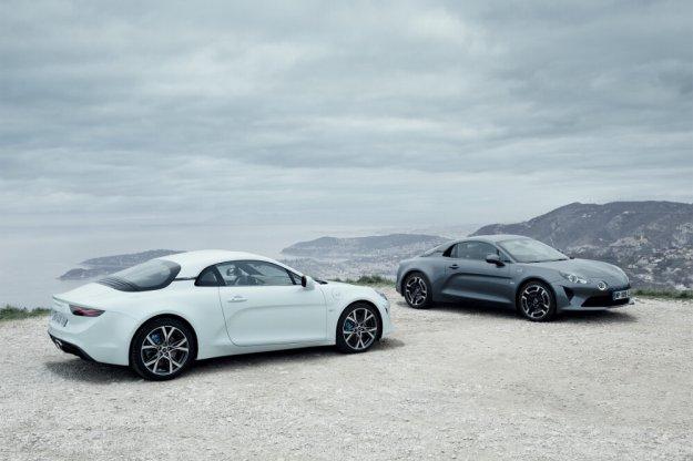 Alpine ogłasza ceny dla dwóch nowych wersji modelu A110