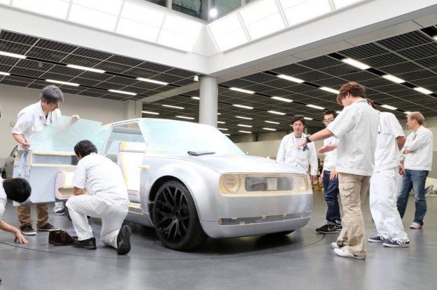 Honda Urban EV Concept z tytułem Best Concept Car