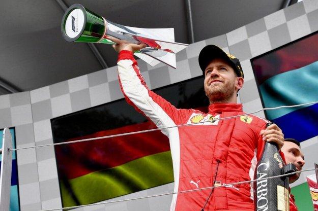 Vettel odzyskuje prowadzenie w klasyfikacji generalnej