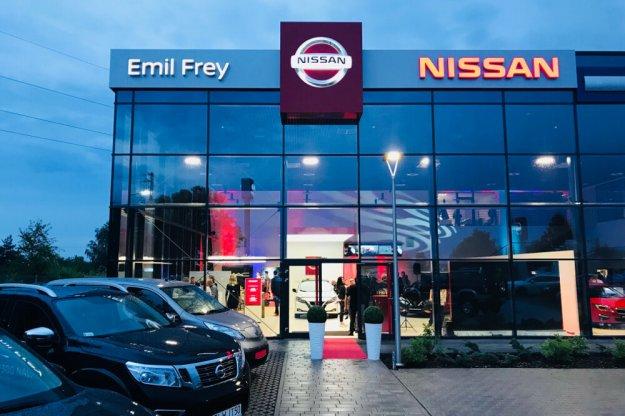 Nissan z kolejnym punktem sprzedaży w Polsce
