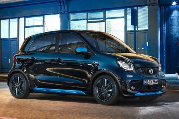 Smart startuje z kampanią reklamową Be First.Drive electric.