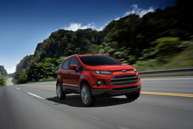 Globalna ofensywa Forda w segmencie B