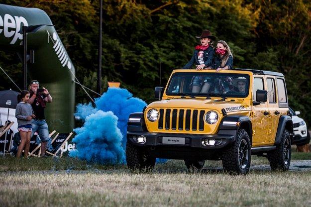 Debiut nowego Jeep Wrangler podczas Camp Jeep PL