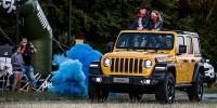 www.moj-samochod.pl - Artykuł - Debiut nowego Jeep Wrangler podczas Camp Jeep PL