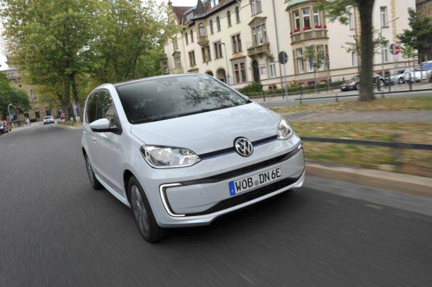 Niższa cena elektrycznego Volkswagen Up! Na początek roku