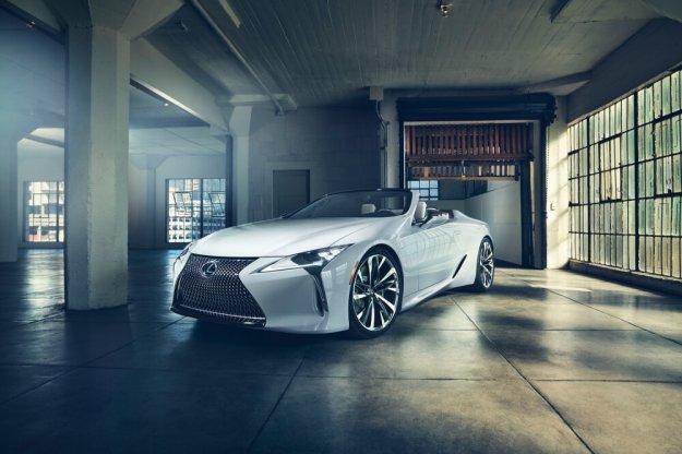 Premiera koncepcyjnej wersji modelu Lexus LC