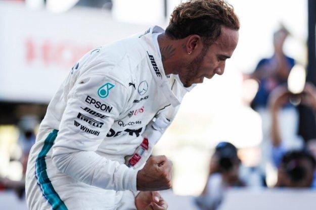 Hamilton coraz bliżej kolejnego tytułu po wyścigu w Japonii