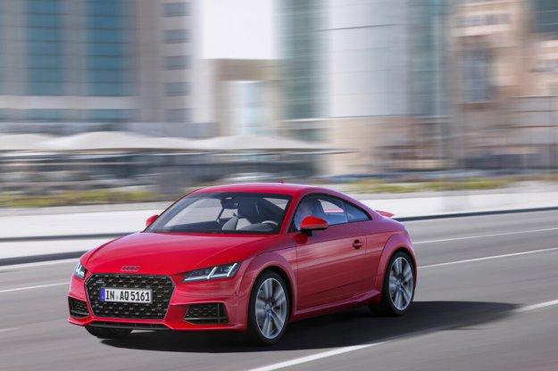 Audi odświeżyła trzecia generacja sportowego Audi TT