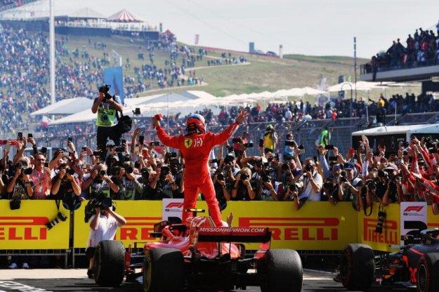 Kimi Raikkonen zwycięża po 112 wyścigach