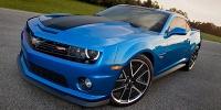 www.moj-samochod.pl - Artykuł - Nowa limitowana edycja Camaro Hot Wheels