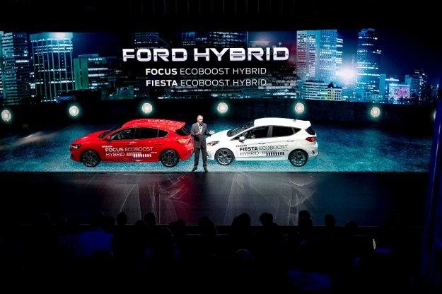 Ford elektryzuje swoje przyszłe modele