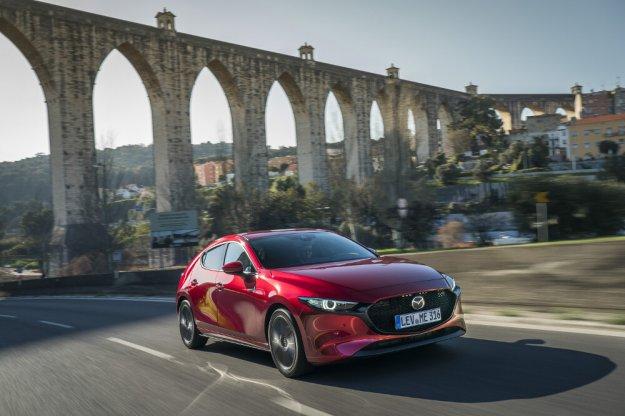 Nowa Mazda 3 z nagrodą Red Dot