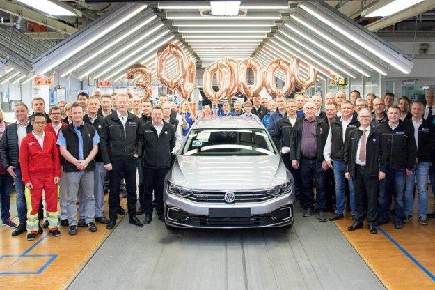 Wyprodukowano 30 milionowego Volkswagen Passat