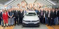 www.moj-samochod.pl - Artykuďż˝ - Wyprodukowano 30 milionowego Volkswagen Passat