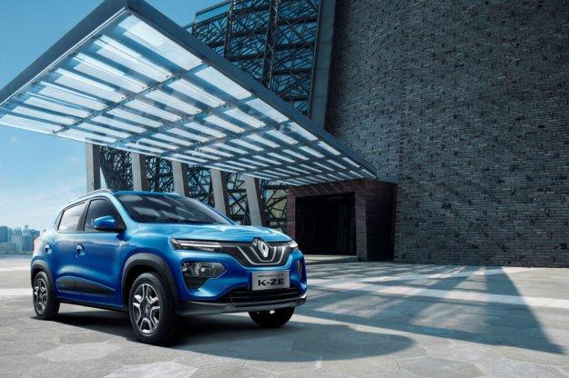 Renault zaprezentował nowy elektryczny model
