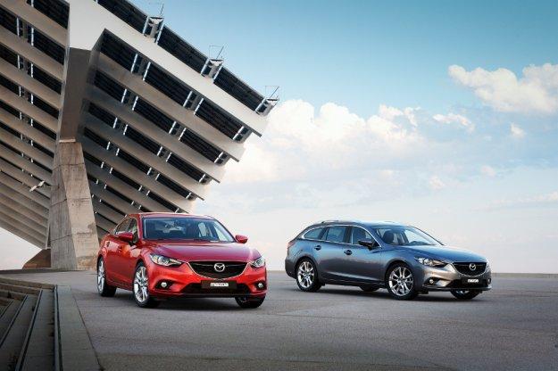 Nowa Mazda 6 - dwa nadwozia, ta sama cena