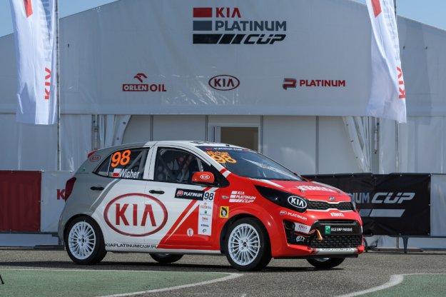 Pierwszy wyścig Kia Platinum Cup 2019 już w ten weekend