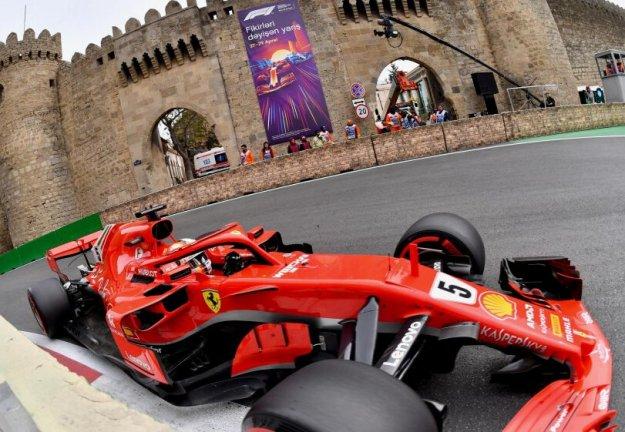 Pierwsza rywalizacja na torze miejskim w nowym sezonie F1