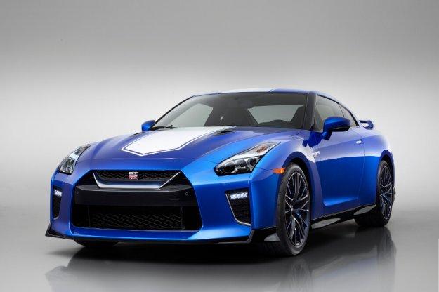 Nissan przygotował urodzinową wersję GT-R