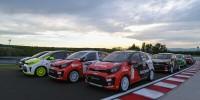 www.moj-samochod.pl - Artykuďż˝ - Serafin i Wierzbicki wygrywają w pierwszej rundzie KPC