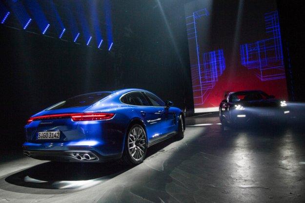 Dekada sukcesu modelu Porsche Panamera