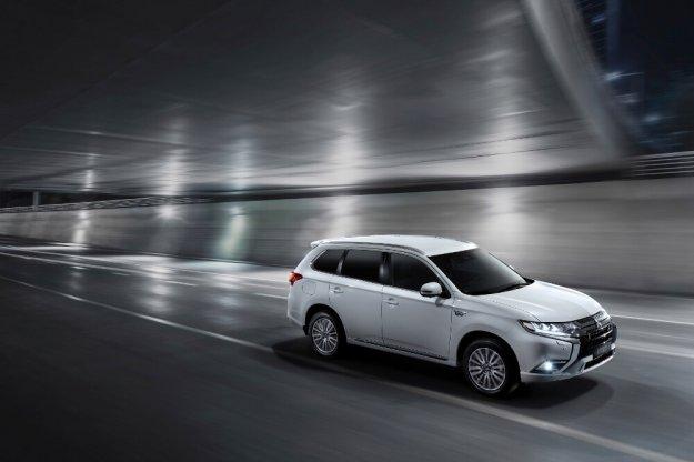 Mitsubishi Outlander najczęściej kupowanym pojazdem PHEV
