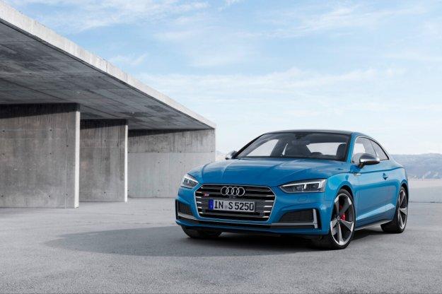 Audi stawia na diesla z elektrycznym wsparciem w modelu S5