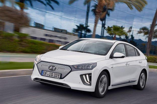 Hyundai modernizuje modele z rodziny IONIQ