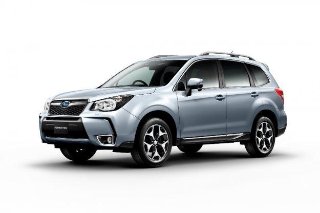 Czwarta generacja Subaru Forestera nadchodzi