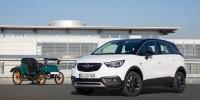www.moj-samochod.pl - Artykuďż˝ - Specjalna edycja Opel Crossland X na 120 urodziny