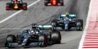 www.moj-samochod.pl - Artykuďż˝ - Hamilton z trzecią wygraną w tym sezonie