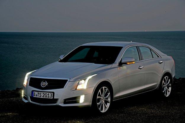 Cadillac w Europie nie powiedział jeszcze ostatniego słowa