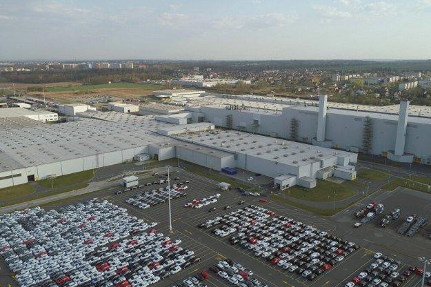 Zmiana dużego kalibru w Gliwickiej fabryce Opla