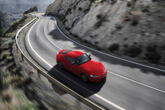 Toyota GR Supra 2019 legenda powraca