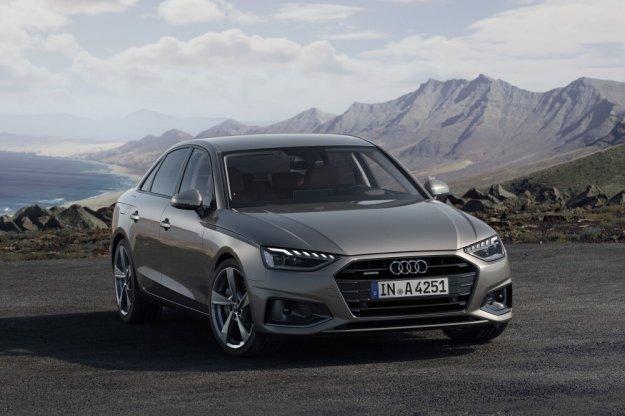 Audi modernizuje swój bestseller Audi A4