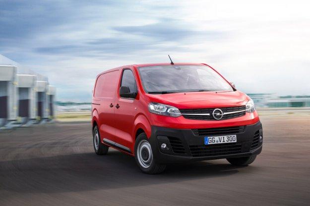 Trzecia generacja Opel Vivaro już w sprzedaży