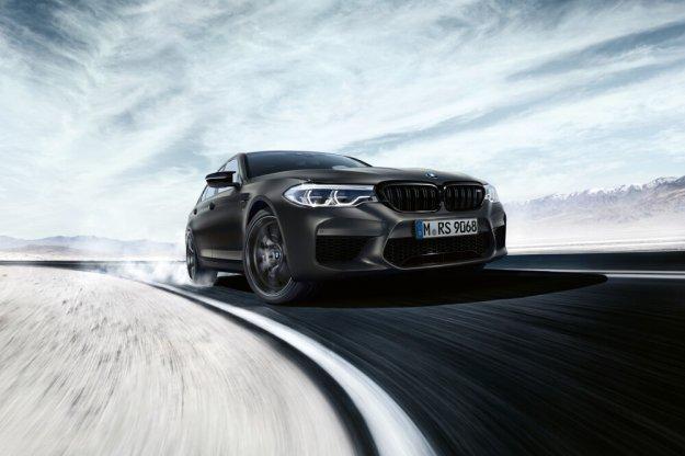 Limitowana seria BMW M5 35 Jahre
