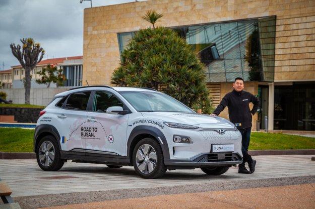 17 000 kilometrów w elektrycznym Hyundai KONA
