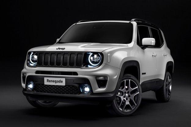 Samochody marki Jeep w specjalnej sportowej odsłonie
