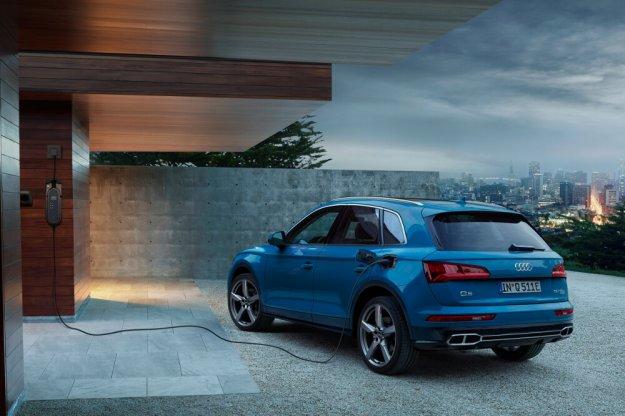 Audi Q5 kolejny model z napędem typu PHEV