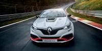 www.moj-samochod.pl - Artykuďż˝ - Nowy Renault Megane R.S TROPHY-R z rekordem