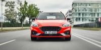 www.moj-samochod.pl - Artykuďż˝ - Ford zaprezentował Ford Focus ST kombi