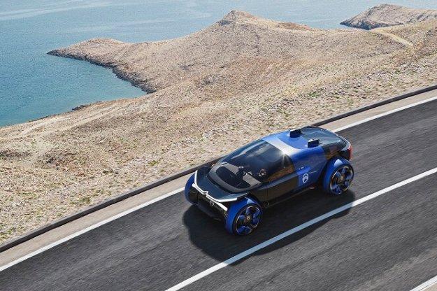 Citroen zaprezentował koncepcyjny model 19_19 Concept